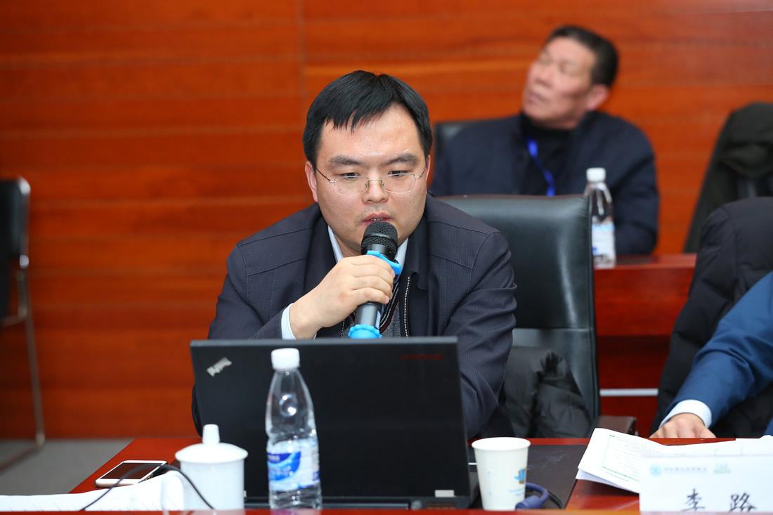 国家科技部 21 世纪议程管理中心处长 王文涛