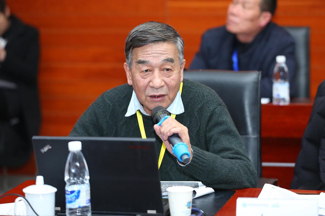 北京市政府参事、北京市城市管理委员会副总工程师 王维平