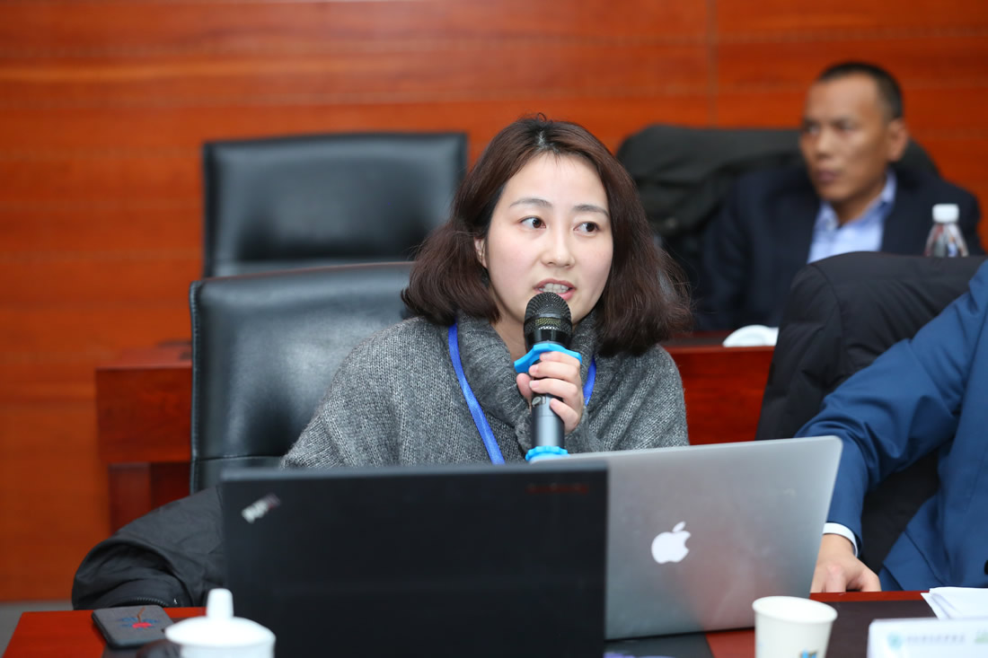 修武永乐新能源环保设备有限公司副总经理 李洋