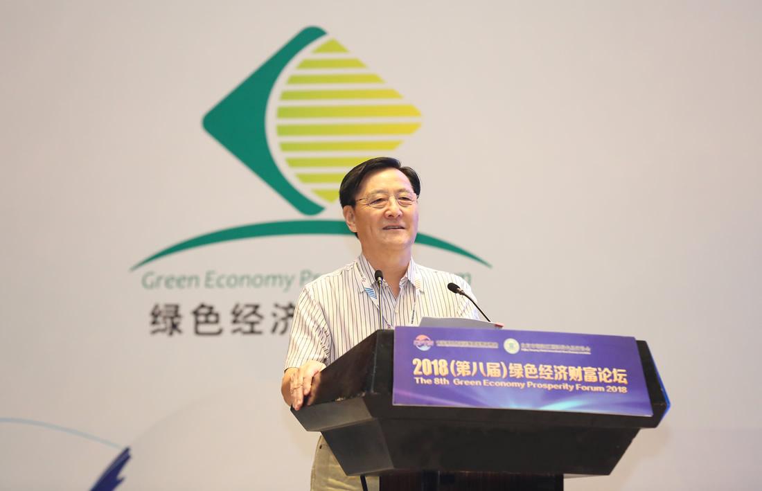 欧亚科学院院士、科技部原党组成员张景安