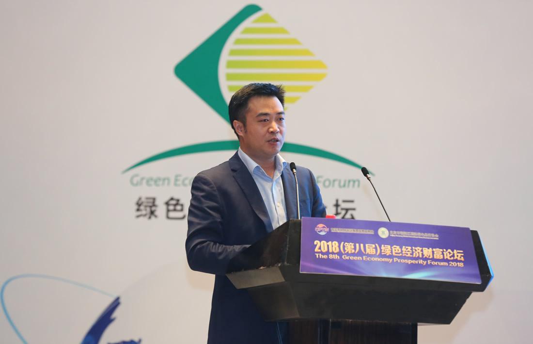 中奎控股集团董事长颜昌龙