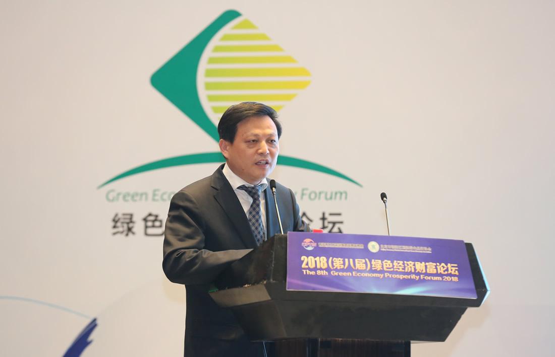 广州普慧环保科技股份有限公司董事长李宪坤