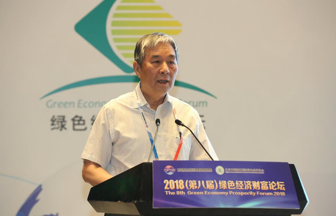 国务院参事、科技部原副部长刘燕华
