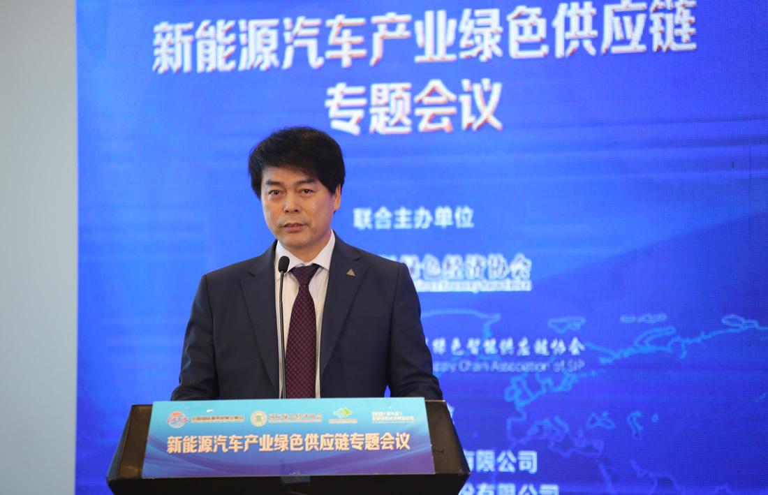 韩国方特世界新能源集团董事长 金相镇